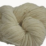 Aran Knitting Wool Natural White