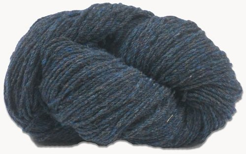 Kerry Woollen Mills Aran Knitting Wool Denim Mix