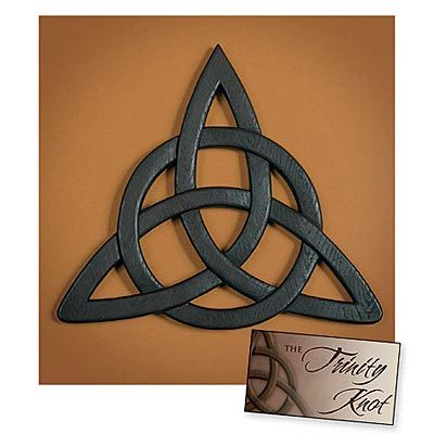 Trinity Knot Wall Hanging and Card