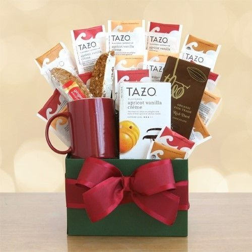 Tazo Tea Gift Basket
