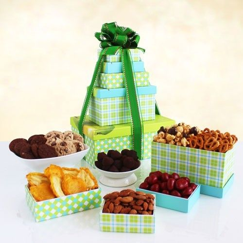 Sweets and Treats Gift Tower