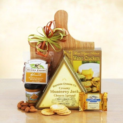 Appetizer Cheeseboard Gift
