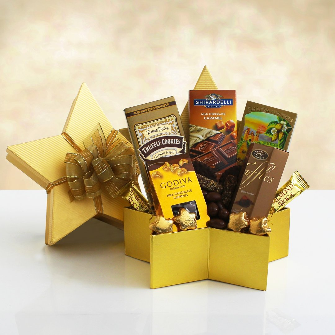 Super Star Munchies Gift Box