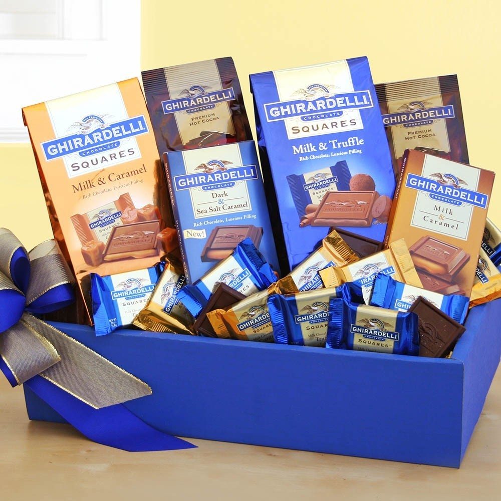 Ghirardelli Chocolate Lover Gift Box