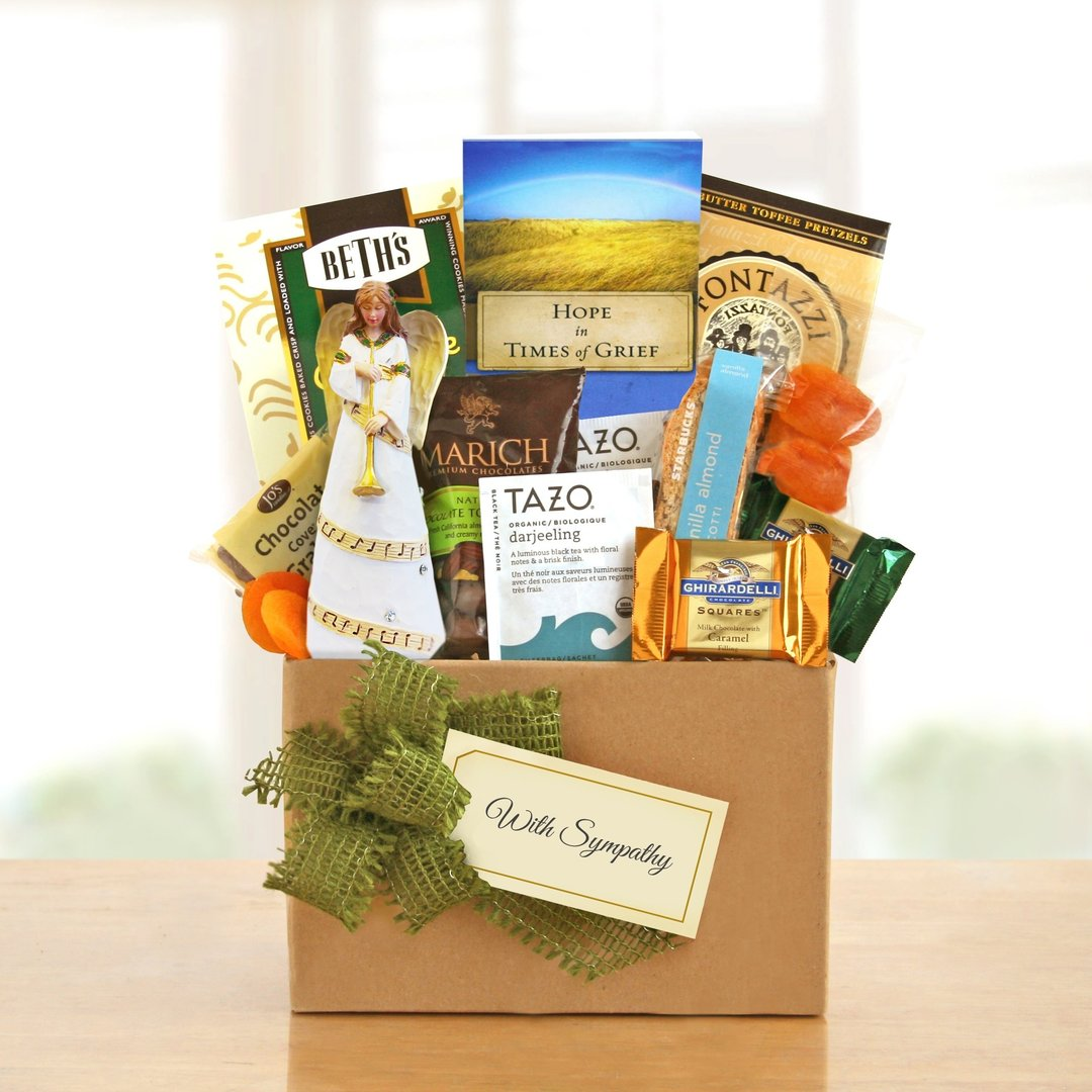 Thoughtful Sympathy Gift Basket
