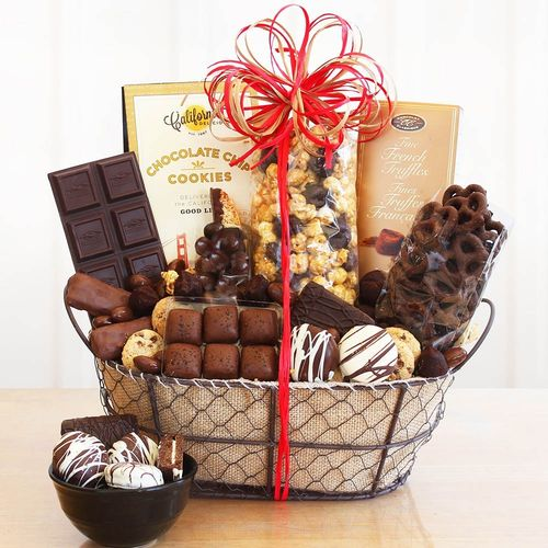 Chocolate Covered Everything ~ Gourmet Gift Basket