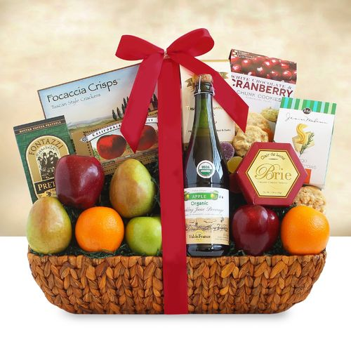 Healthy & Delicious Gift Basket