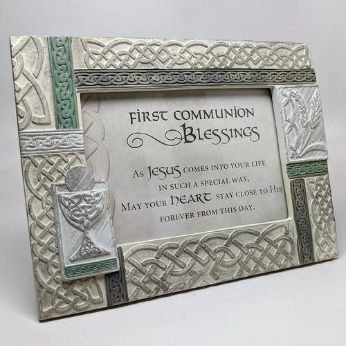 First Communion Blessings Frame