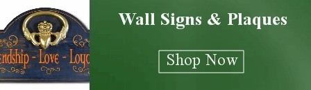 Irish-wall-decor-plaques
