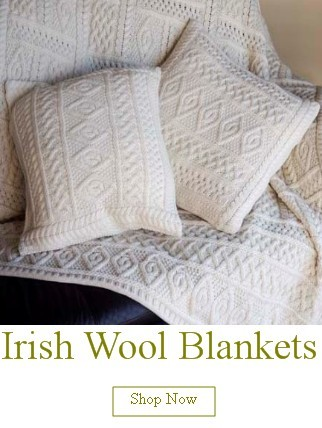 irish-wool-blankets-throws